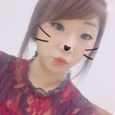 Yejee felhasználói profilja