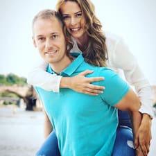 Simona & Pavel bir süper ev sahibi.