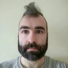Henkilön Víctor käyttäjäprofiili
