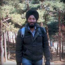 Manvir User Profile