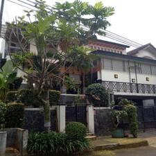 Kembang - Uživatelský profil