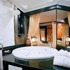 Profil Pengguna Hotel Rural Camino Real