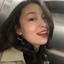 Yuejia felhasználói profilja