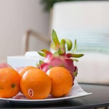 橙子 Brukerprofil