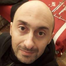 Giacomo的用戶個人資料