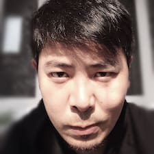 Perfil do usuário de 庆涛