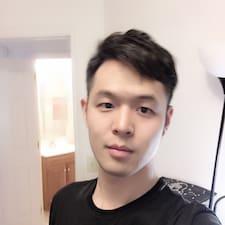 Wenchi felhasználói profilja