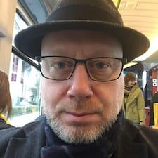 Rolf felhasználói profilja