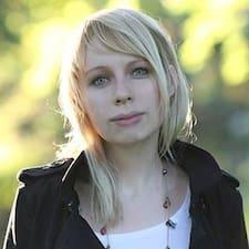 Mareike felhasználói profilja