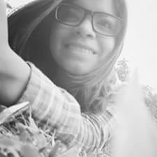 Nutzerprofil von Cristina Camila