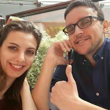 Henkilön Ghada&Taieb käyttäjäprofiili