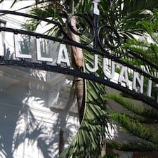 Villa Juanita User Profile