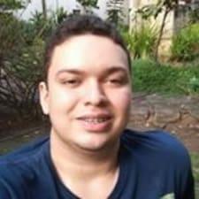 Henkilön José Wertson käyttäjäprofiili
