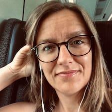 Anne Sofie felhasználói profilja