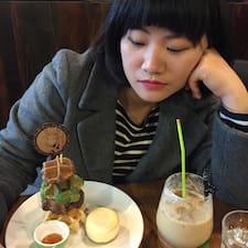 Profil utilisateur de 姿瑤