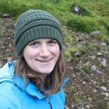 Katelyn felhasználói profilja