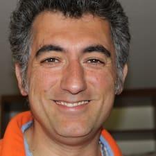 Serouche felhasználói profilja