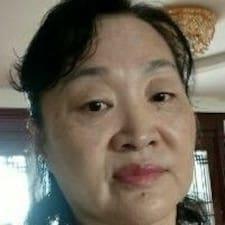 Henkilön 牟青玉 käyttäjäprofiili