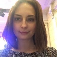Валерия Brugerprofil