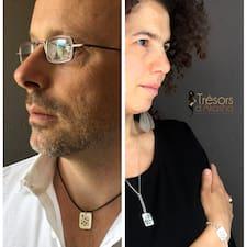 Brieuc & Hanane Brugerprofil