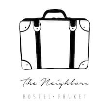 The Neighbors Hostel User Profile