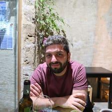 Henkilön Murat käyttäjäprofiili