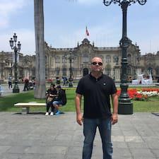 Francisco - Uživatelský profil