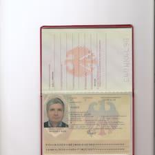 Reinhold User Profile
