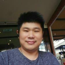 Jenson felhasználói profilja