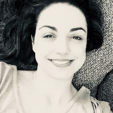 Lena felhasználói profilja
