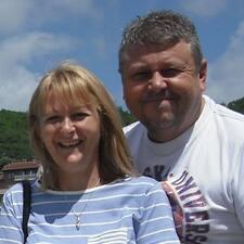 Profilo utente di Mick And Judy