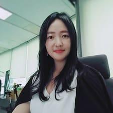 Zia(지아) User Profile