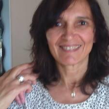 Henkilön Angélique käyttäjäprofiili