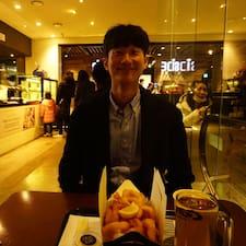 Byungshik User Profile