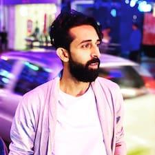 Prathik felhasználói profilja