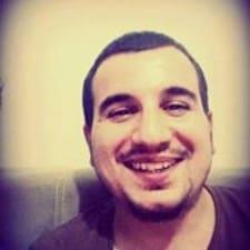 Muzaffer felhasználói profilja