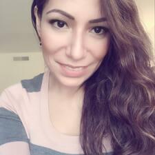 Marcelina felhasználói profilja