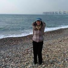 Profil utilisateur de 海玲
