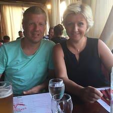 Torbjörn And Amila