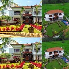 Профиль пользователя Villa Shanti