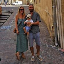 Janin, Philipp & Constantin felhasználói profilja