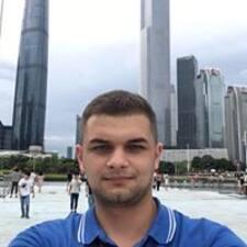 Profil utilisateur de Ionica