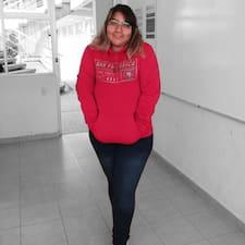 Profil utilisateur de Betzabe