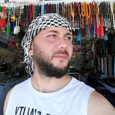 פרופיל משתמש של Mehmet