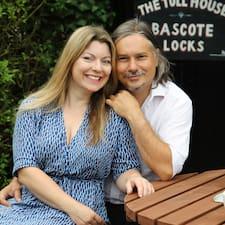 David & Lizzy
