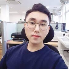 Youngil felhasználói profilja