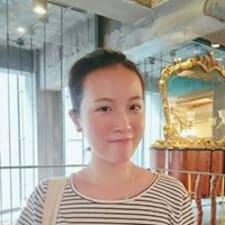 Gebruikersprofiel Li Jhen