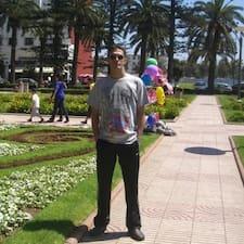 Mounir User Profile