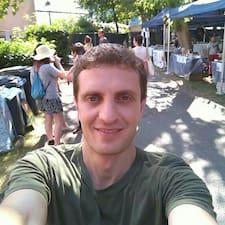 Profil Pengguna Tarek