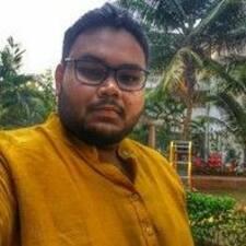 Chaitanya的用戶個人資料
